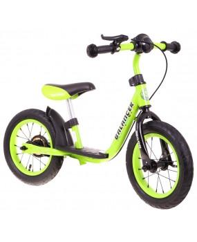 Detské odrážadlo Sportrike Balancer zelené